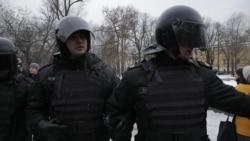 Марш материнского гнева в Петербурге