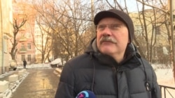 Жителі Москви процитували улюблені рядки поезії Висоцького (відео)
