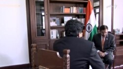 مصاحبه با سفیر هند در مورد سفر رئیس جمهور غنی