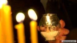 Հայ Առաքելական եկեղեցին նշում է Սուրբ Ծննդյան Ճրագալույցը