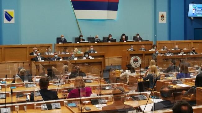 Sjednica Narodne Skupštine RS-a, 30. juli, 2021.