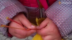 Діти з прифронтового Кримського відпочивають у Дніпропетровську (відео)