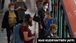 Moskva metrosu, 3 avqust, 2020-ci il