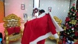 Дар Хуҷанд Бобои Барфиро ба хона даъват мекунанд