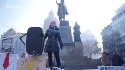 Aktivisti u Tbilisiju, Prištini i Pragu na globanom maršu
