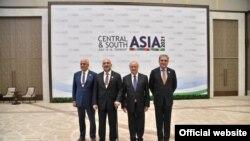 Дипломаты из США, Узбекистана, Афганистана и Пакистана решили создать новую консультационную платформу, 15 июля 2021 г.
