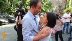 Активісти відбули 5 діб арешту