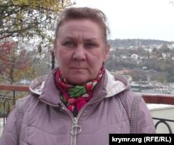 Маргарита Литвиненко, еколог із Севастополя