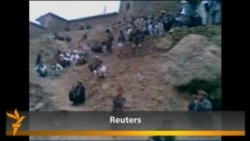 Taliban Execution Of Woman Sparks Outrage
