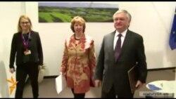 Նալբանդյան. Հայաստանի եւ Եվրամիության միջեւ ընդունվելու է համատեղ հայտարարություն