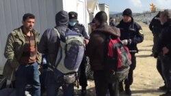 Makedonija: Otvorena granica za ograničen broj izbjeglica