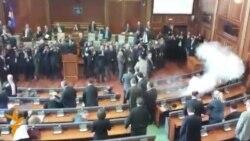 Солзавец во косовскиот Парламент, парада на гордоста во Црна Гора