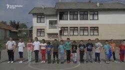 Sportske nade u izbjegličkom naselju