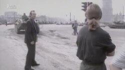 SSRİ-ni çökdürən beş gün