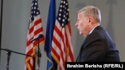 Ambasadori amerikan në Kosovë, Philip Kosnett.