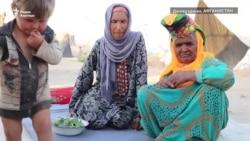 Туркмены в лагере беженцев на севере Афганистана нуждаются в помощи