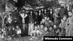Бацбийцы, начало ХХ века