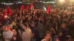 Jubilant Crowds Welcome Haradinaj Back To Kosovo