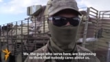 Ukrainian National Guard Soldier: 'We're Used As Cannon Fodder'