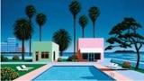 Фрагмент фирменного стиля проекта Pacific Breeze: Japanese City Pop AOR & Boogie 1976–1986