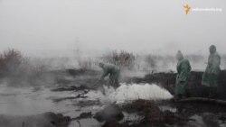 Рятувальники сподіваються за 3-4 дні загасити торф під Києвом