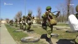 Десантники близ украинской границы: Россия и Беларусь начали военные учения (видео)