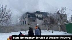 Последствия пожара