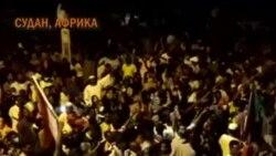 Эътирозҳои 4-моҳа дар Судон бо талаби истеъфои президент