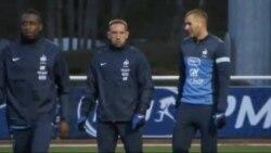 В Париже начался суд над футболистами Франком Рибери и Каримом Бензема