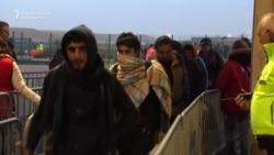 Calais Migrant Camp Clearance