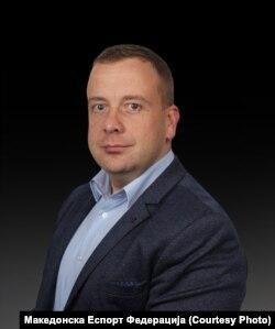 Бобан Тотовски, претседател на Македонска Еспорт Федерација