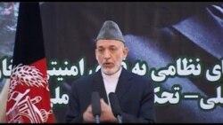 Карзай хостори гуфтушуниди ҷиддӣ бо Толибон шуд