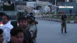 Наслідки нападу бойовиків на офіс віцепрезидента Афганістану. Пораненого віцепрезидента евакуювали – відео
