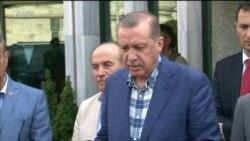 Erdoğan: Bomba 12-14 yaşlarında birinin üzərində olub