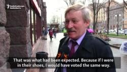 Ukrainians React To Dutch Vote With Little Surprise