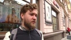 Опрос из Москвы: угрожает ли российской власти деятельность Навального? (видео)