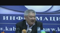 А.Бекназаров парламенттик шайлоого барат
