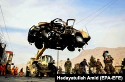 آرشیف، انفجار در کابل