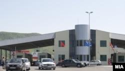 Граничниот премин Ќафасан.