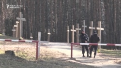 Belarus Removes Crosses From Stalin Victims Memorial