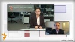«Ազատություն TV» լրատվական կենտրոն, 8 հոկտեմբերի, 2013