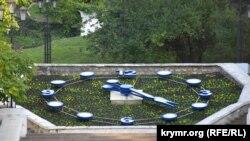 Цветочные часы на Синопском спуске