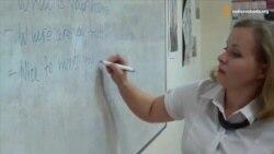 У Дніпропетровську 60 демобілізованих бійців АТО сіли за парти вивчати англійську мову