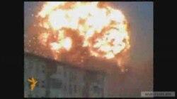 Մի շարք պայթյուններ Թուրքմենստանի Աբադան քաղաքում