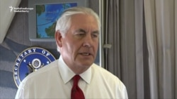 Tillerson: North Korean Leader 'Doesn't Seem To Understand Diplomatic Language'