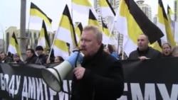 """Женское лицо """"Русского марша"""""""