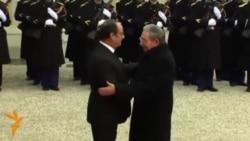 Франция ва Куба иқтисодий ҳамкорликни қайта тиклайди