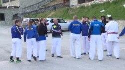 Karateistët e Kosovës përgatiten për sfidën e radhës në Serbi