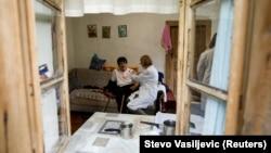Vakcinacija u udaljenim selima u Crnoj Gori
