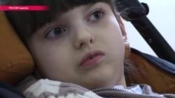 Как прожить в России маме инвалида (видео)
